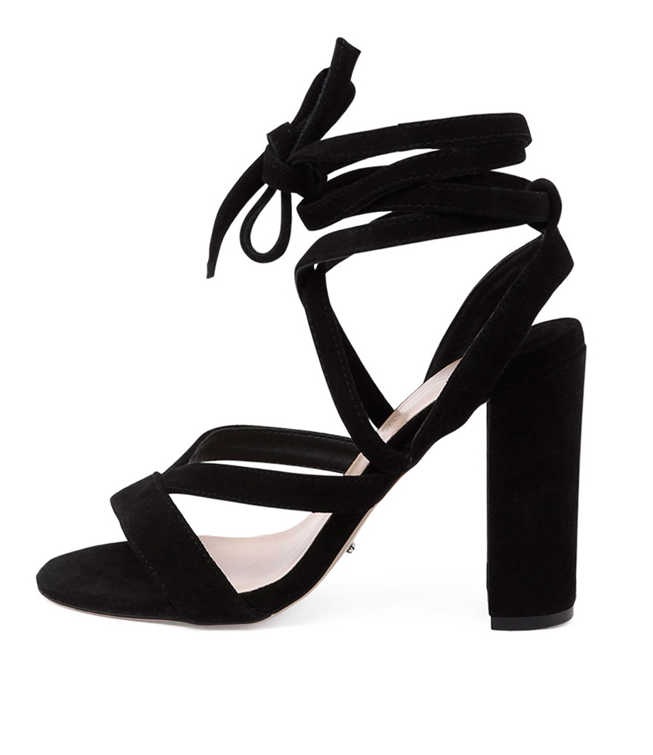 Tony Bianco Kappa Tb Black Sandals buy Sandals online