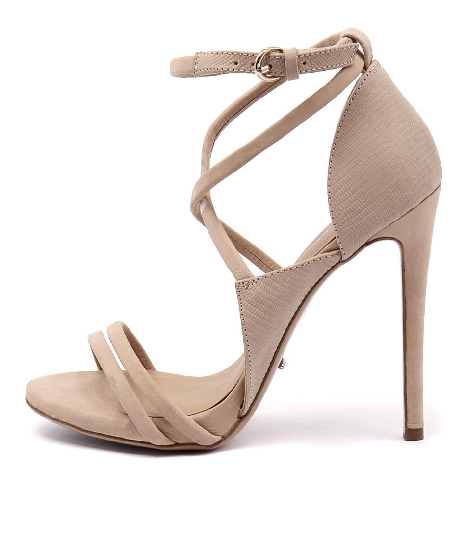 Tony Bianco Alita Tb Skin Heeled Sandals