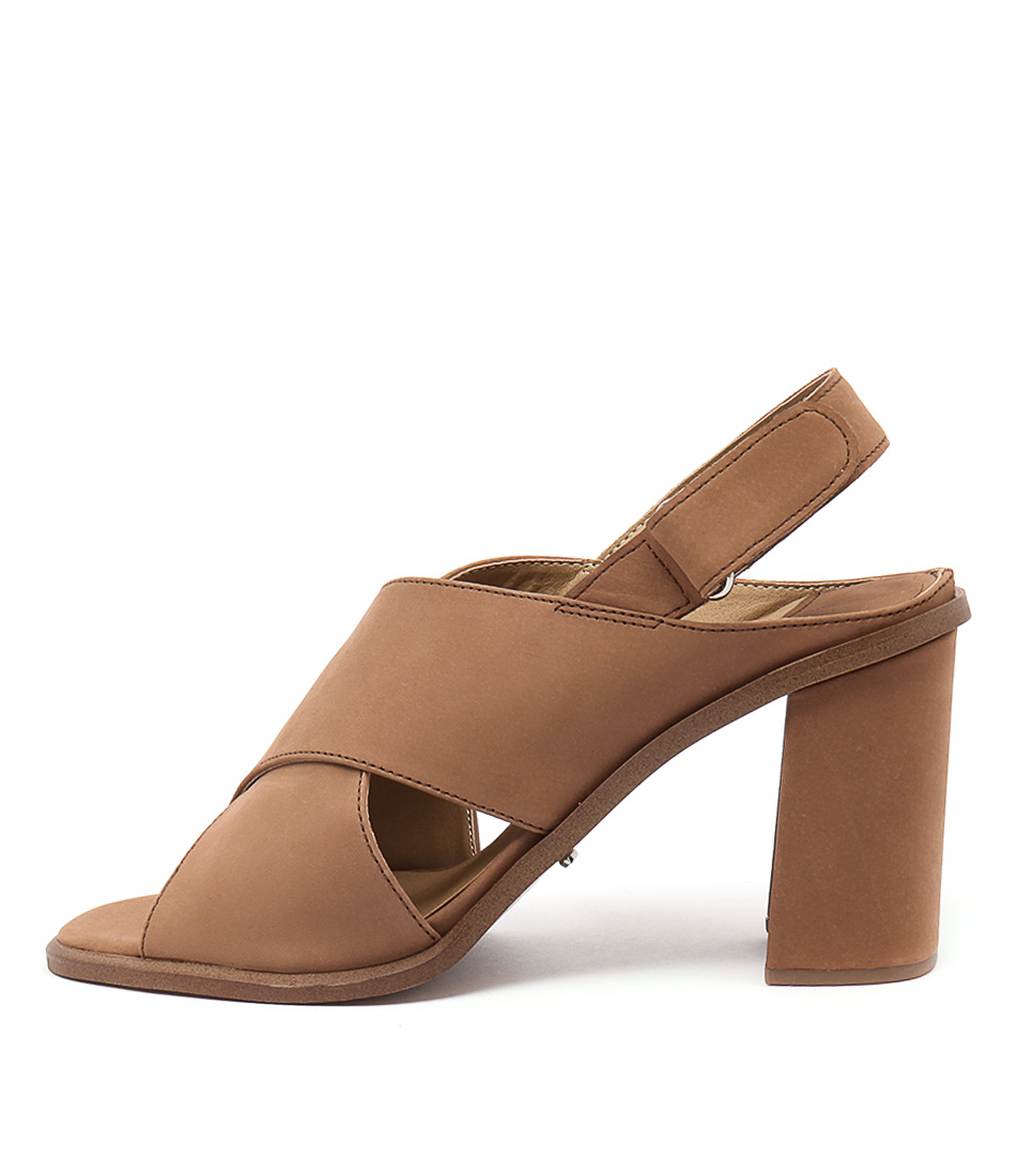 Tony Bianco Cactus Caramel Sandals