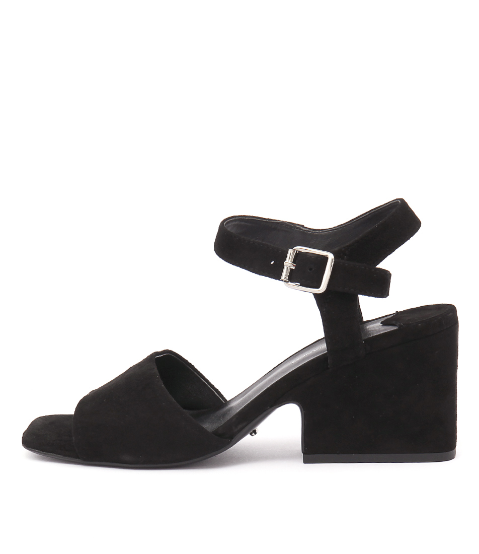 Tony Bianco Lewis Tb Black Sandals