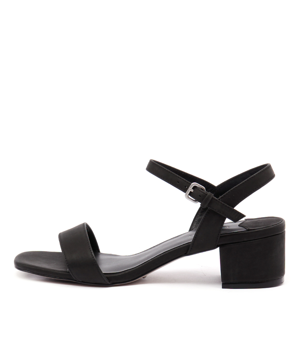 Tony Bianco Moro Tb Black Sandals