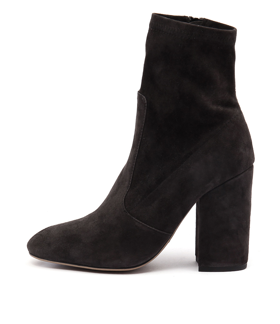 Tony Bianco Alaia Licorice Casual Ankle Boots