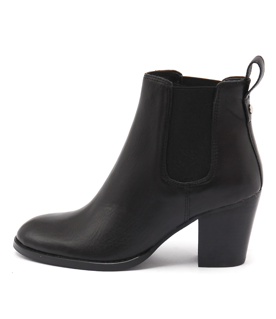 Tony Bianco London Tb Black Casual Ankle Boots