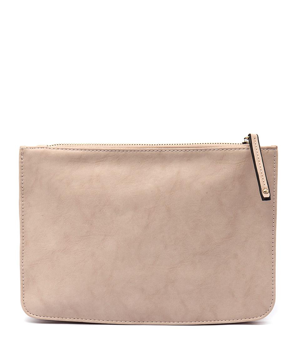 Tony Bianco 06433 Ziggy Nude Bags