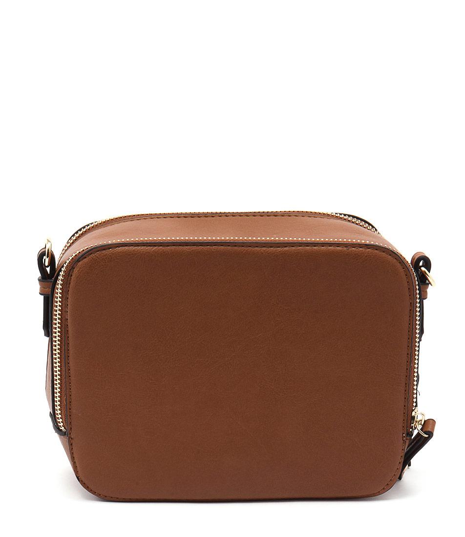 Tony Bianco 6533 Tan Bags