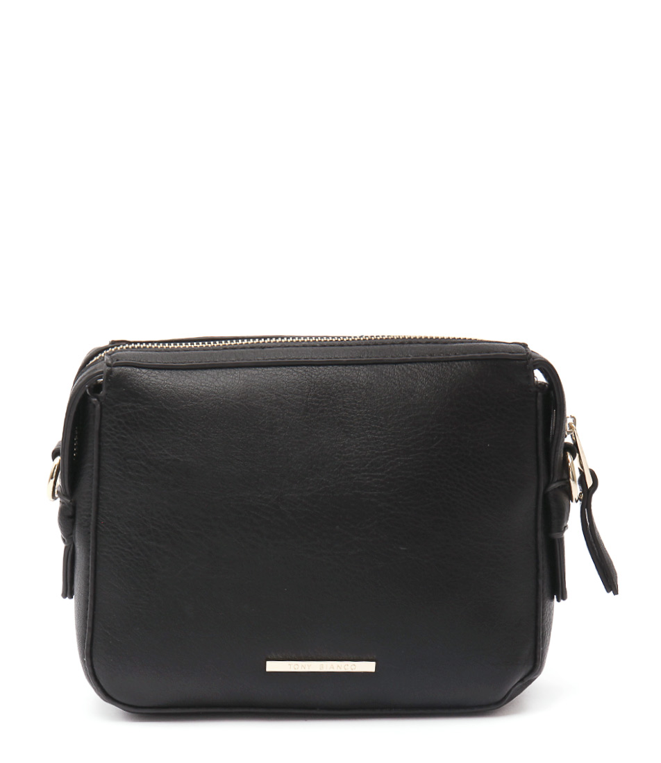 Tony Bianco 6538 Black Cross Body Bag