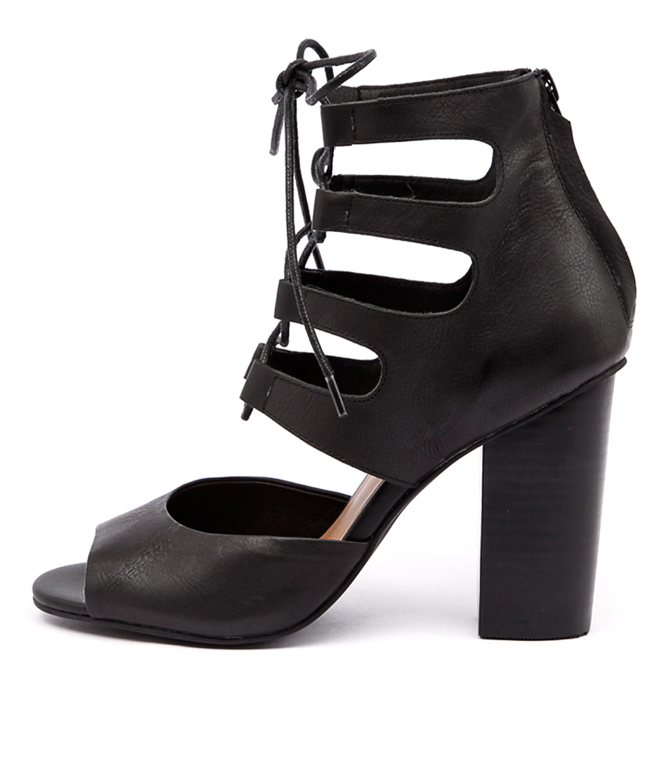 Top End Winder Black Sandals