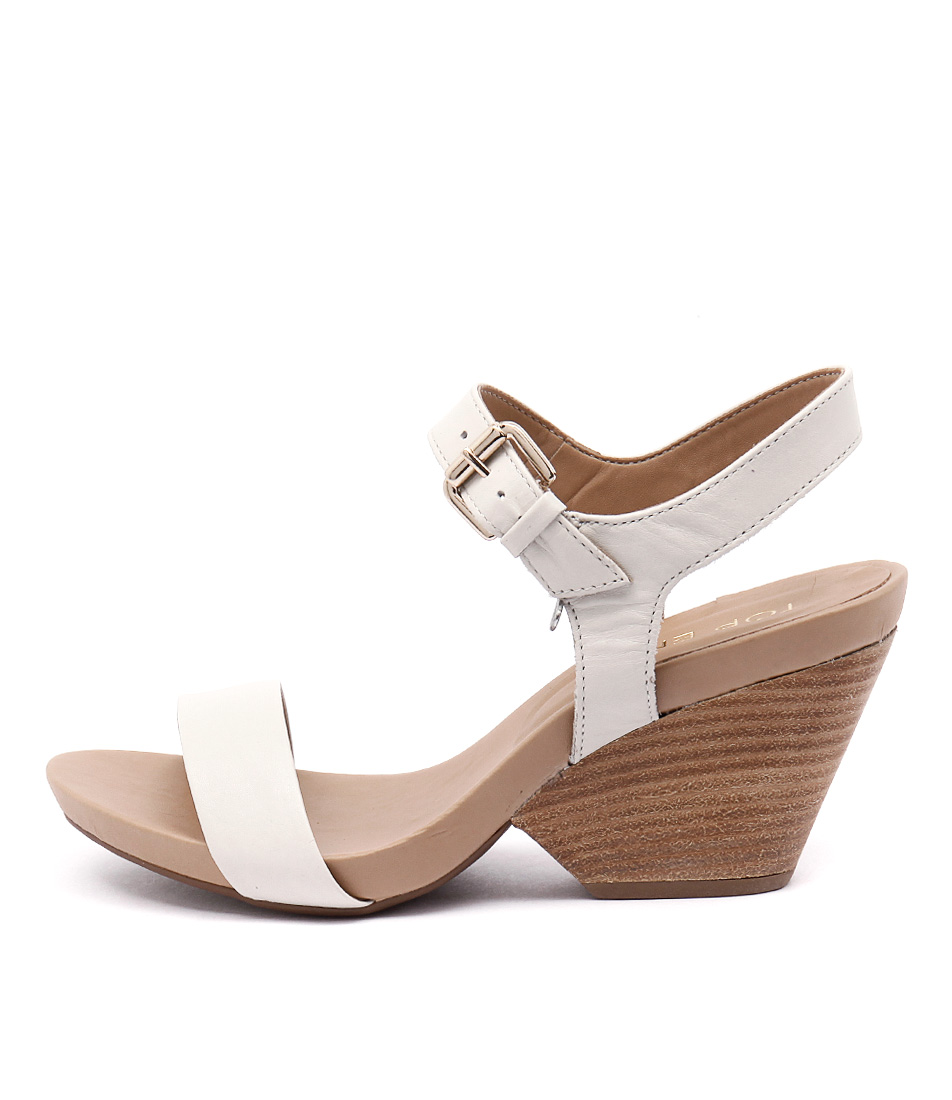 Top End Romero To Beige Natural Sandals