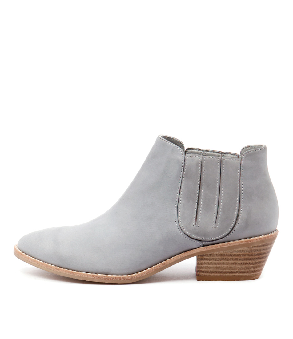 Top End Candini Denim Ankle Boots