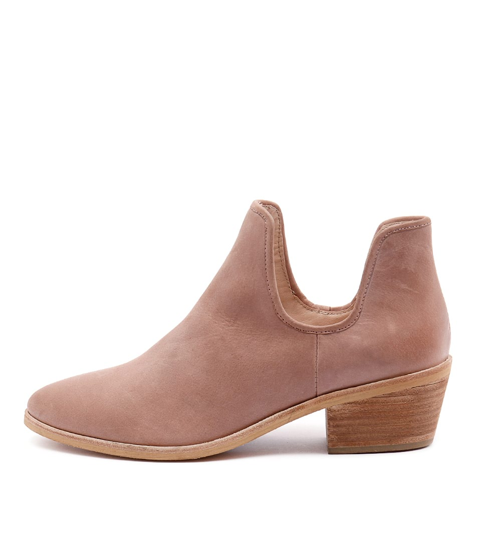 Top End Chinchy Rose Ankle Boots
