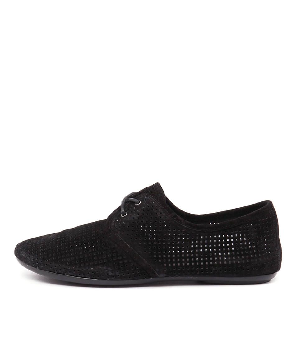 Top End Zinky Black Flats