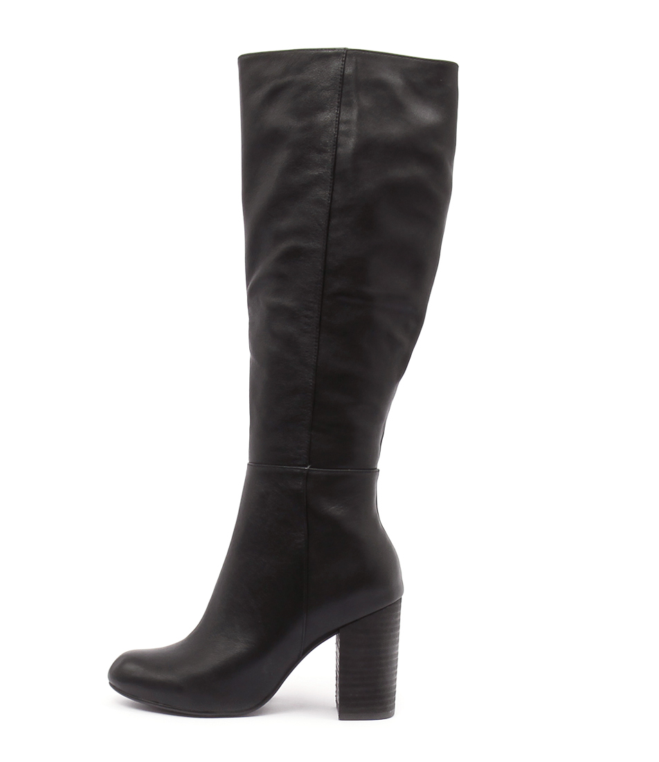 Top End Yoosay Black Boots buy Boots online