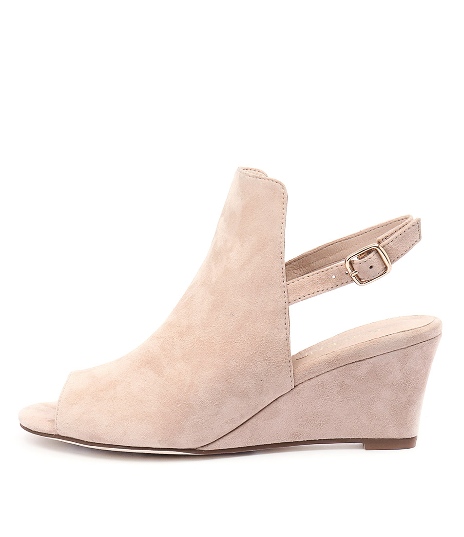 Top End Ugoo Nude Sandals