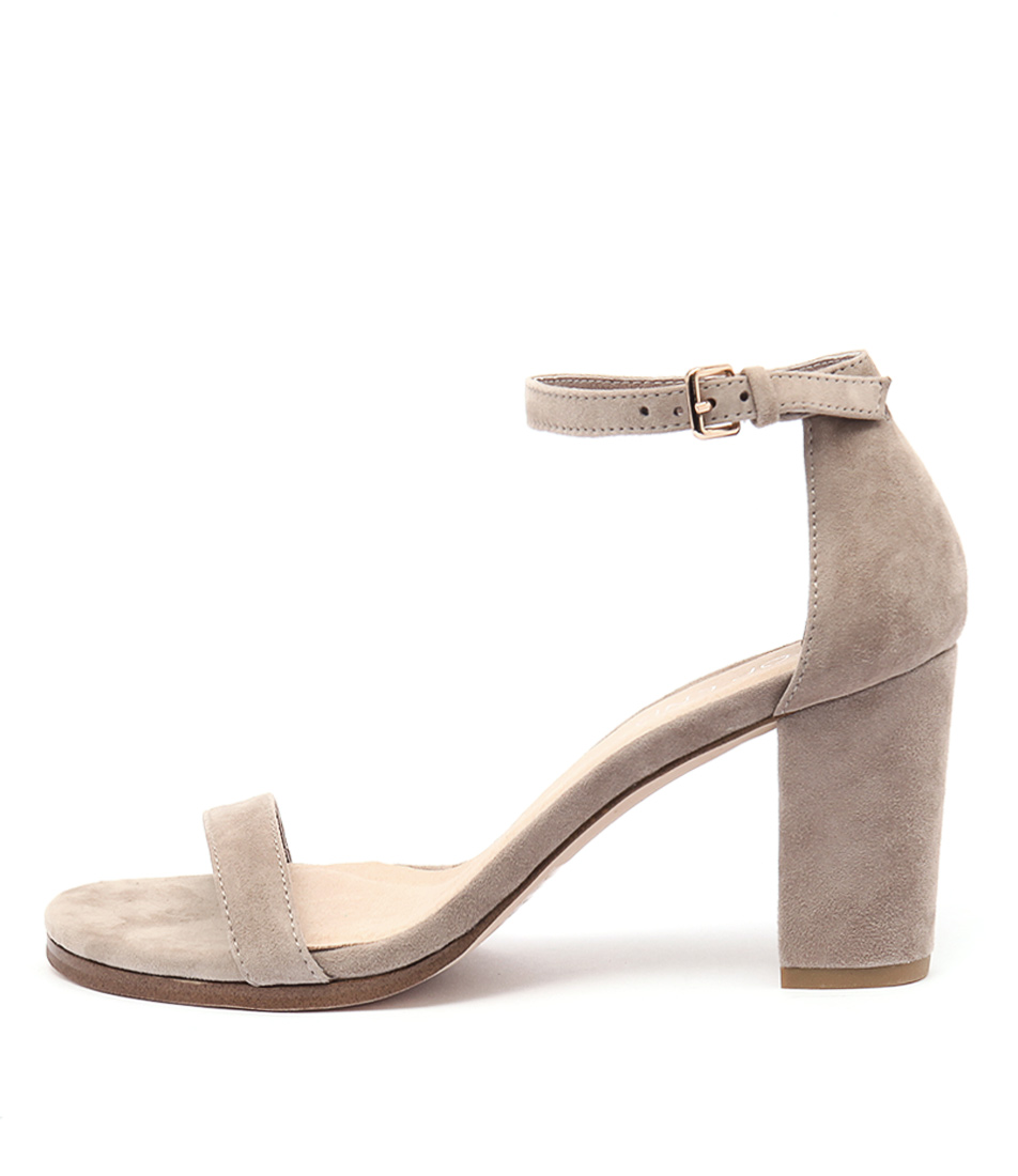 Top End Amalfi Taupe Dress Heeled Sandals buy  online