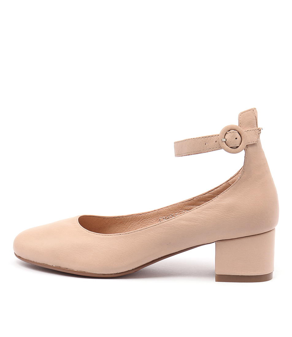 Top End Cradle Nude Shoes