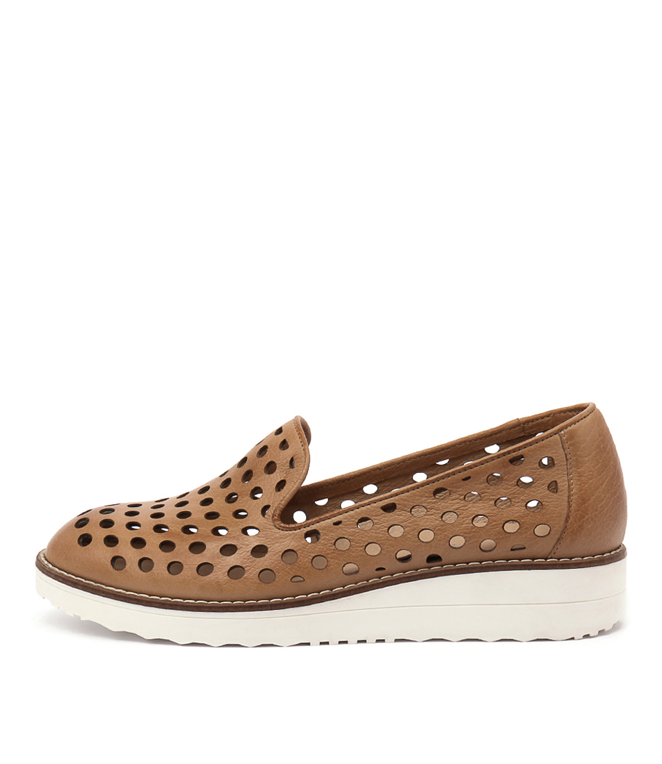 Top End Oslo Tan Casual Flat Shoes buy  online