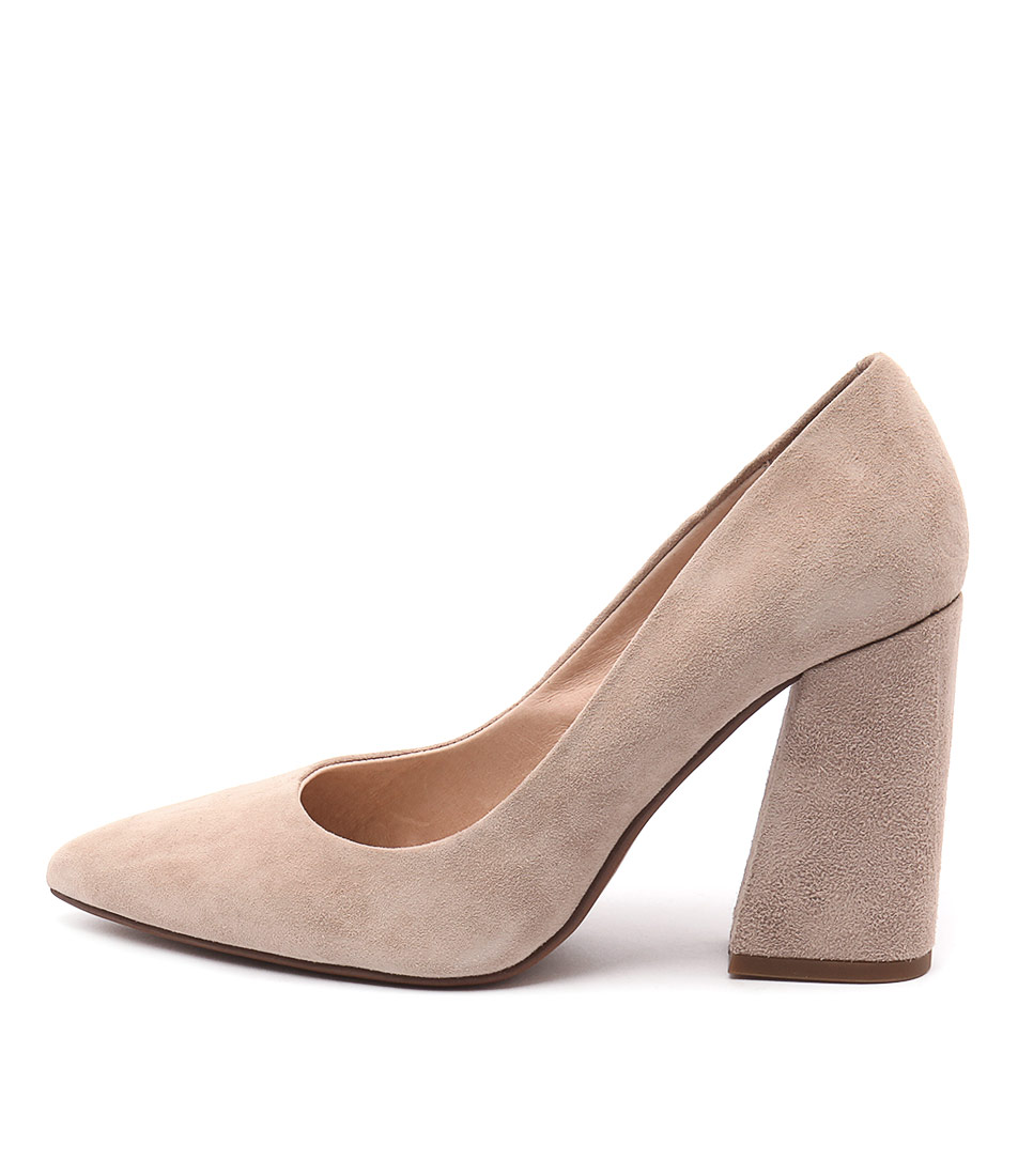 Top End Malash Nude Heeled Shoes