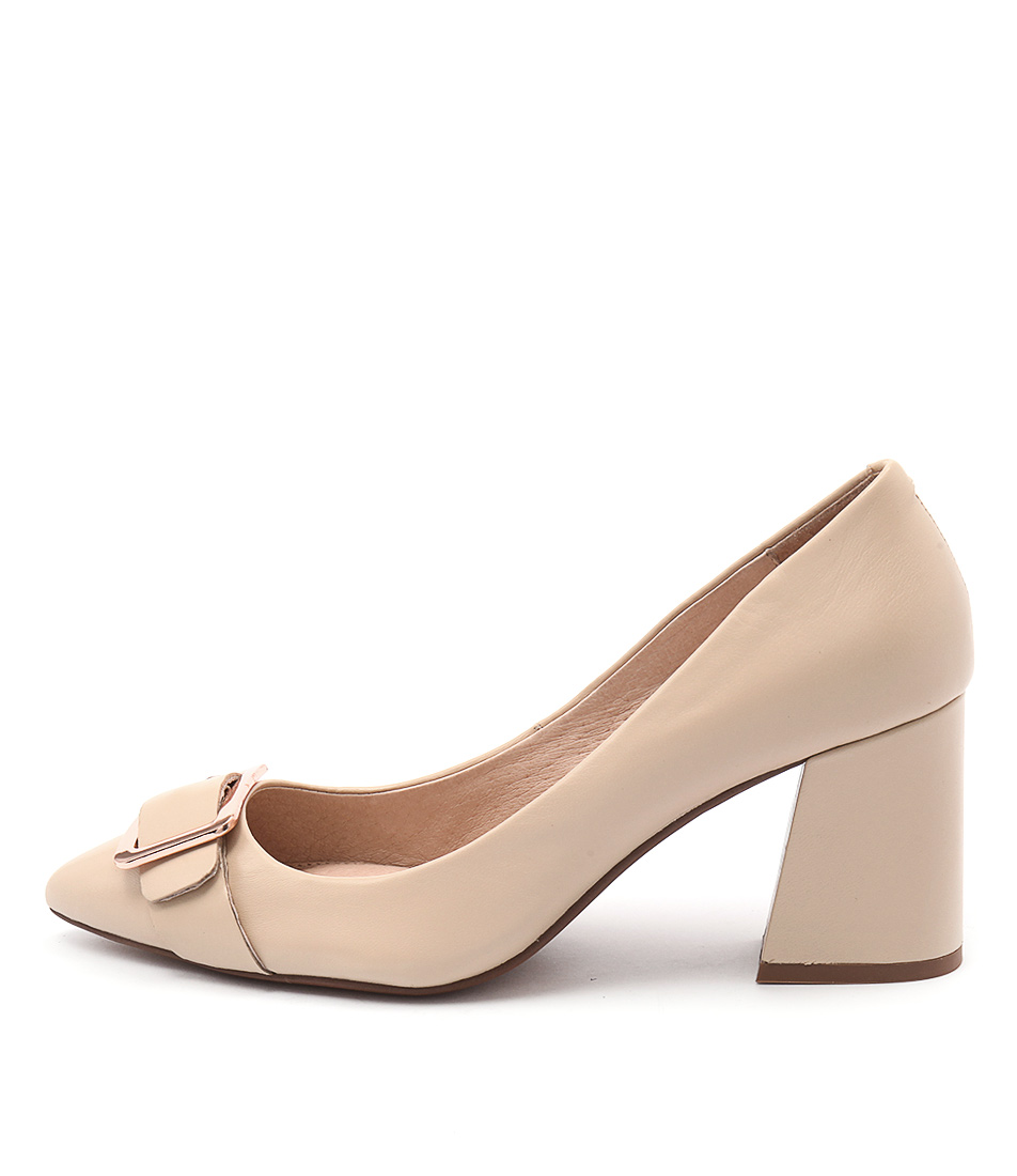 Top End Fabulos Nude  Heels
