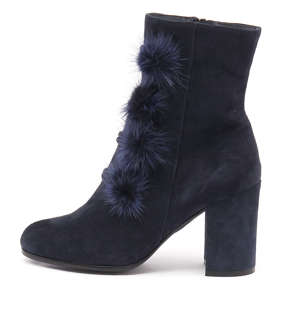 Top End Werla Navy Boots
