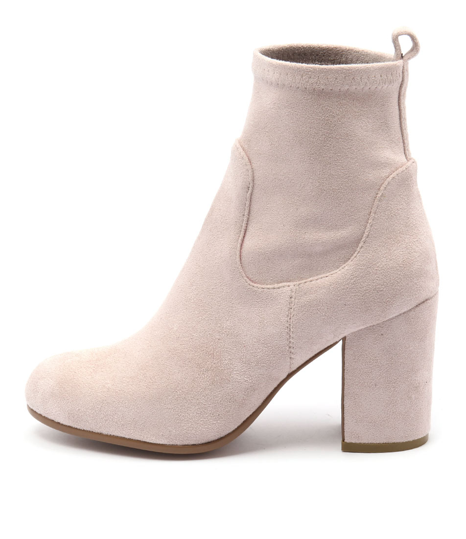 Top End Wendel Nude Ankle Boots