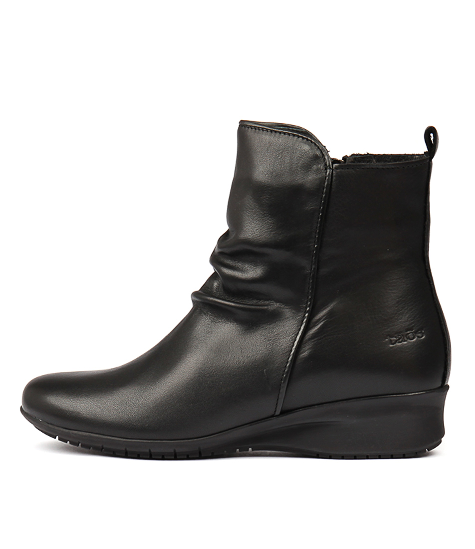 Taos Elite Ts Black Ankle Boots