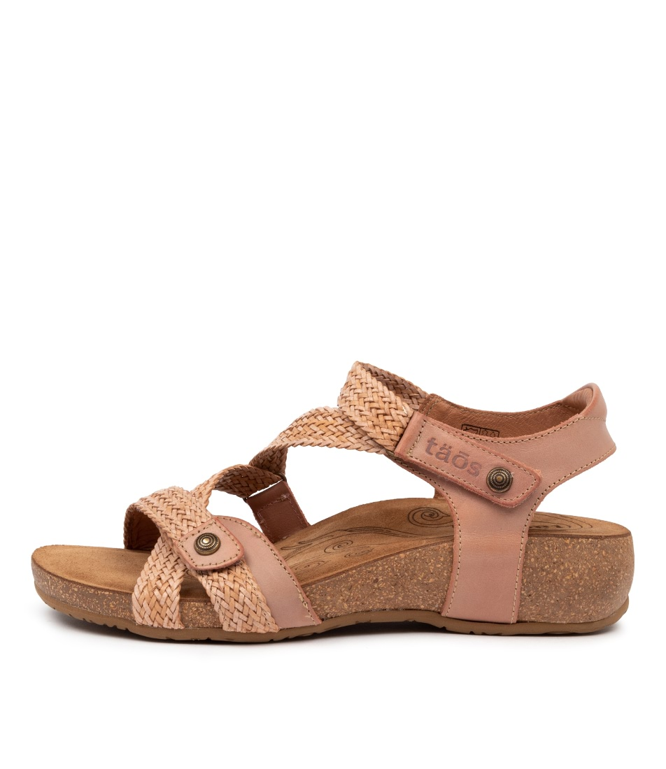 Buy Taos Trulie Blush Sandals online with free shipping