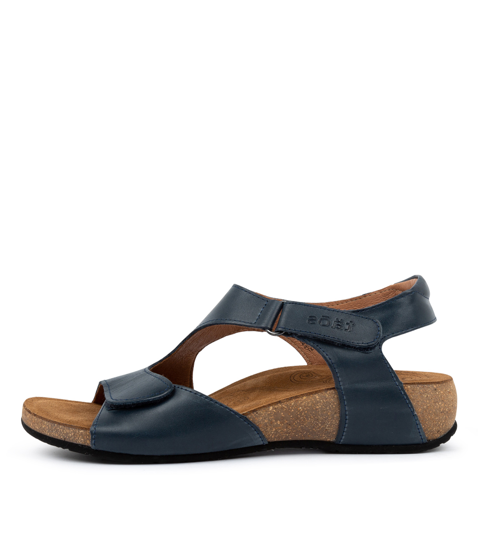 Buy Taos Rita Ts Navy Sandals online with free shipping