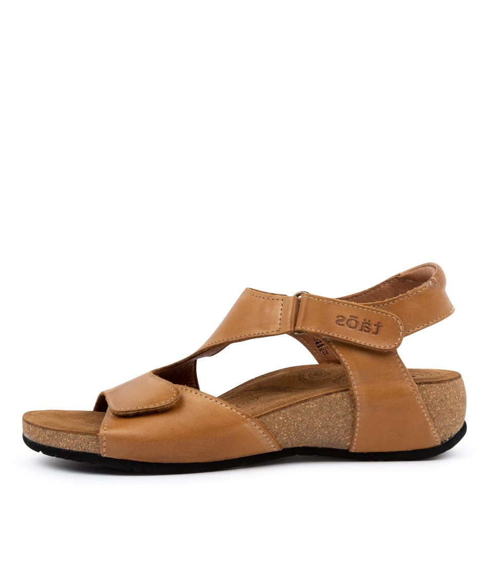 Buy Taos Rita Ts Tan Sandals online with free shipping
