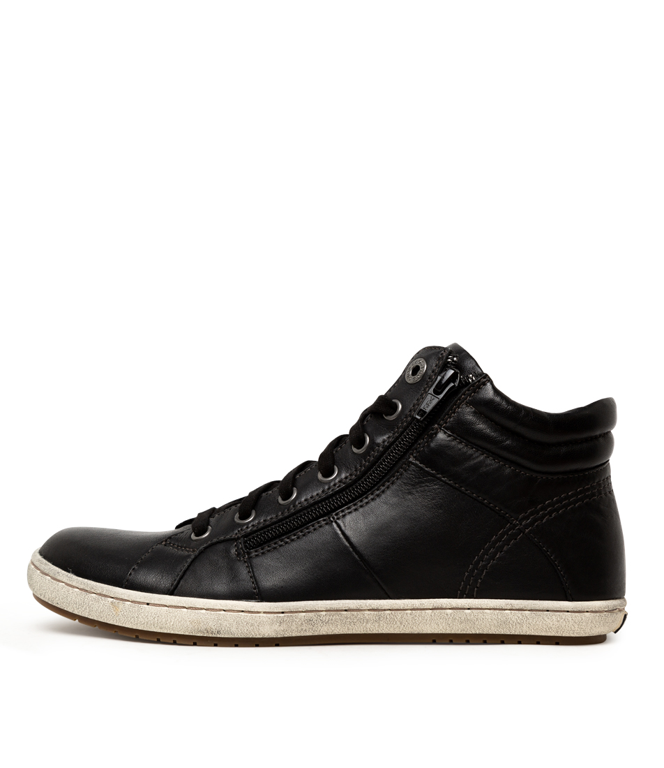Buy Taos Union Ts Black Sneakers online with free shipping