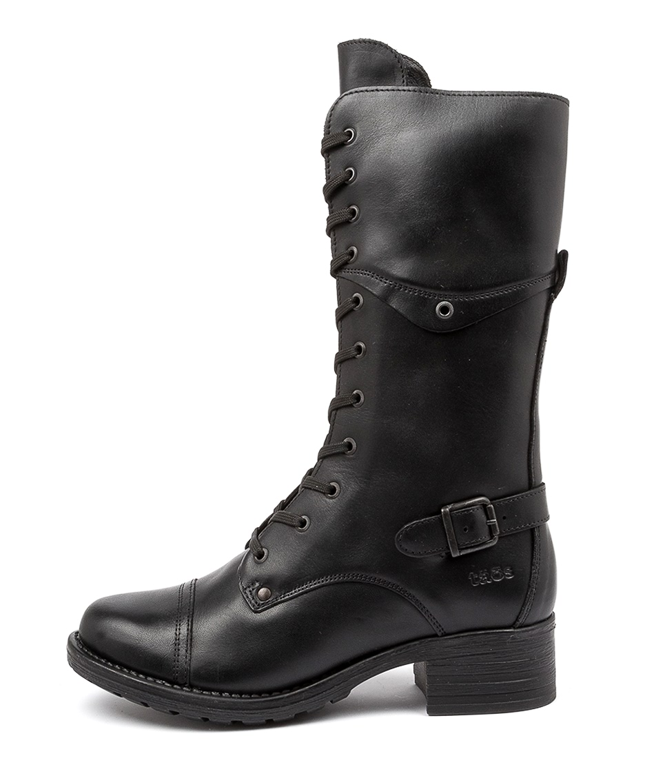 Buy Taos Tall Crave Black Long Boots online with free shipping
