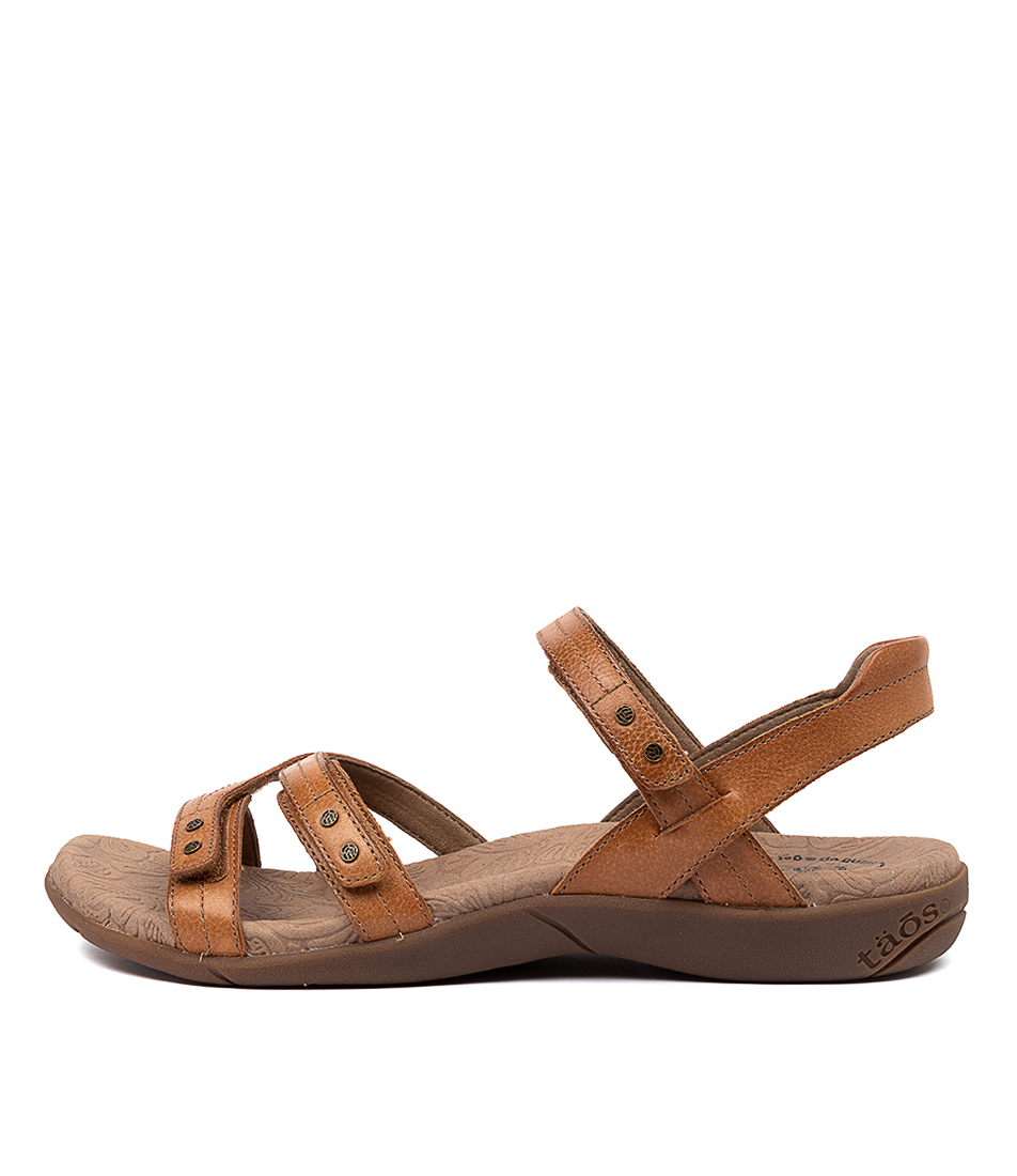 Buy Taos Happy Ts Honey Sandals online with free shipping