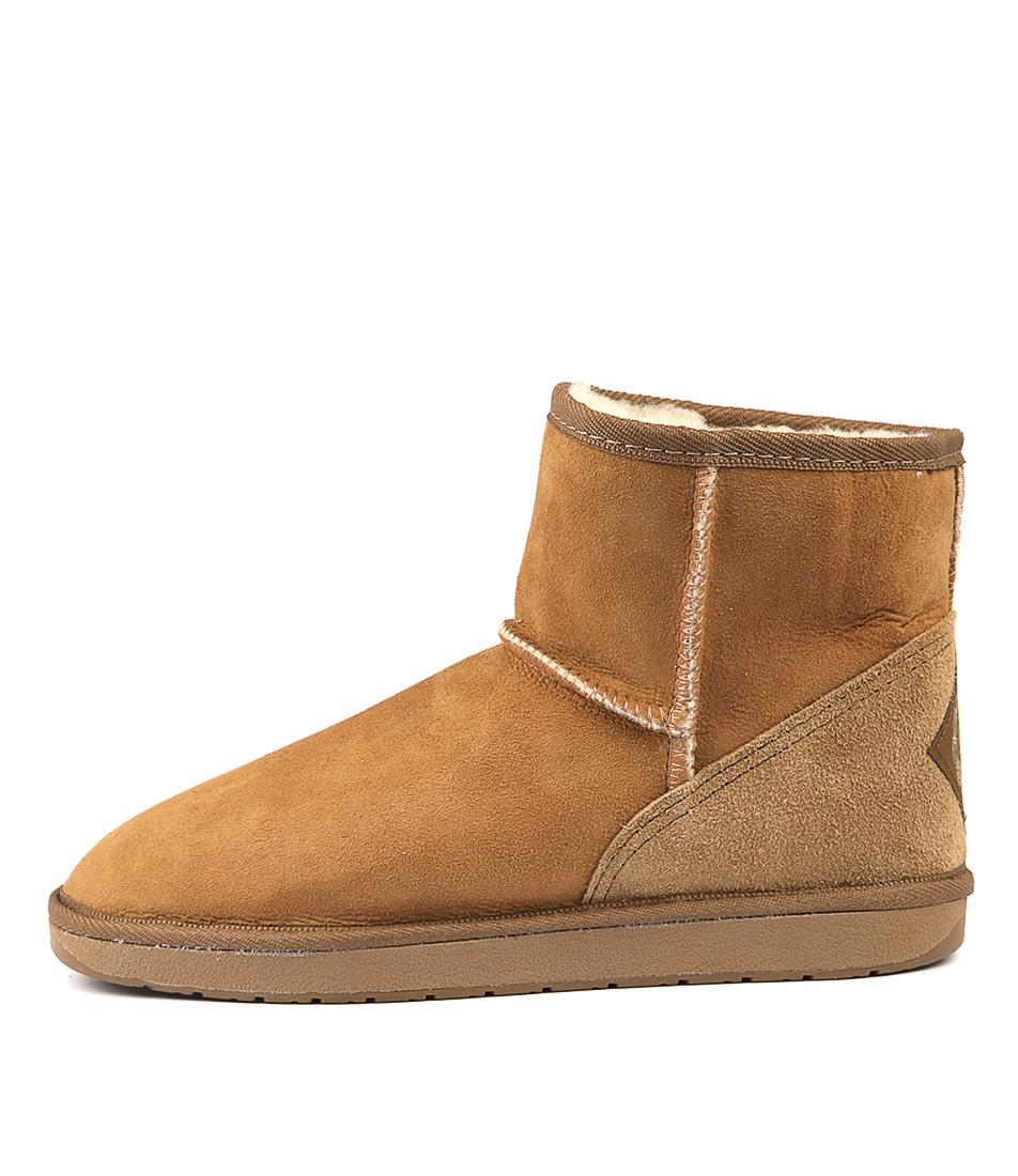 Ugg Australia Mini Boot Chestnut Ankle Boots