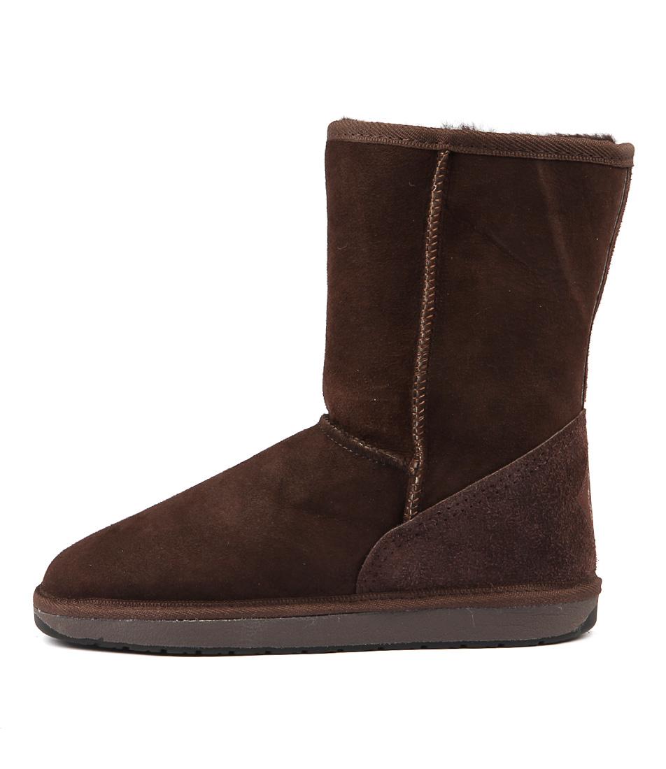 Ugg Australia Tidal 3/4 Boot Chocolate Boots