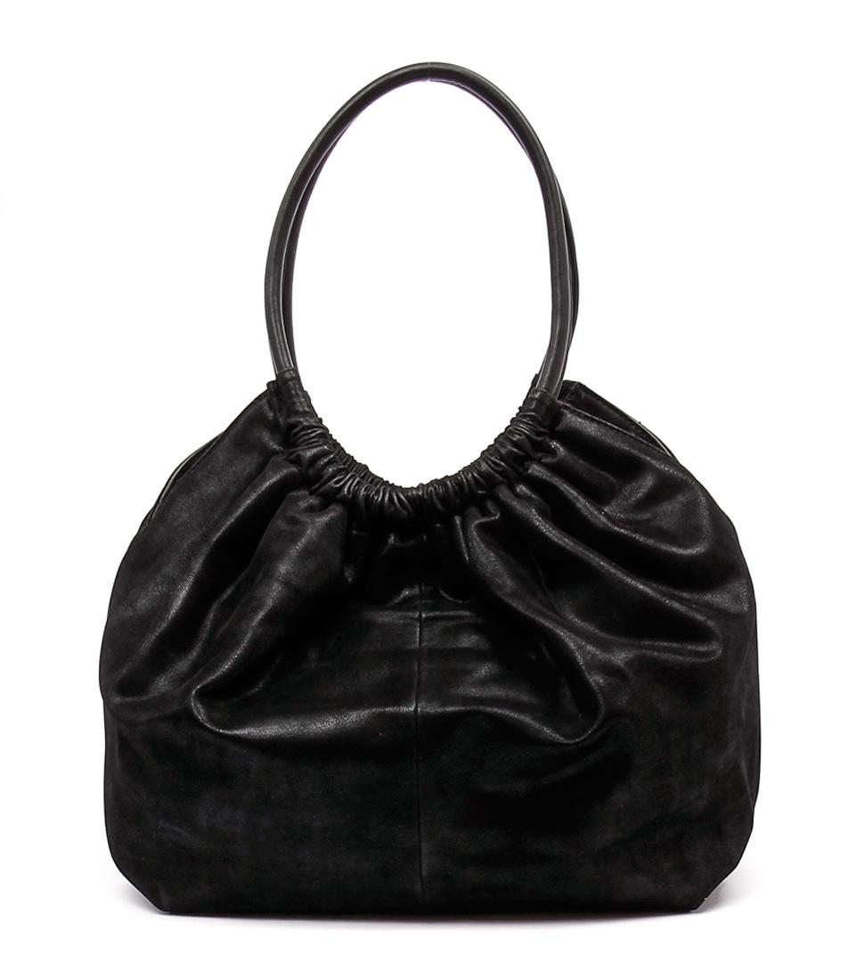 Urban Originals Hooked On Me Black Handbag Bags