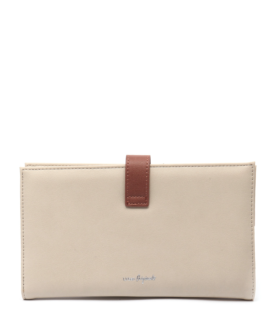 Urban Originals New Shadow Wallet Beige Brick Bags