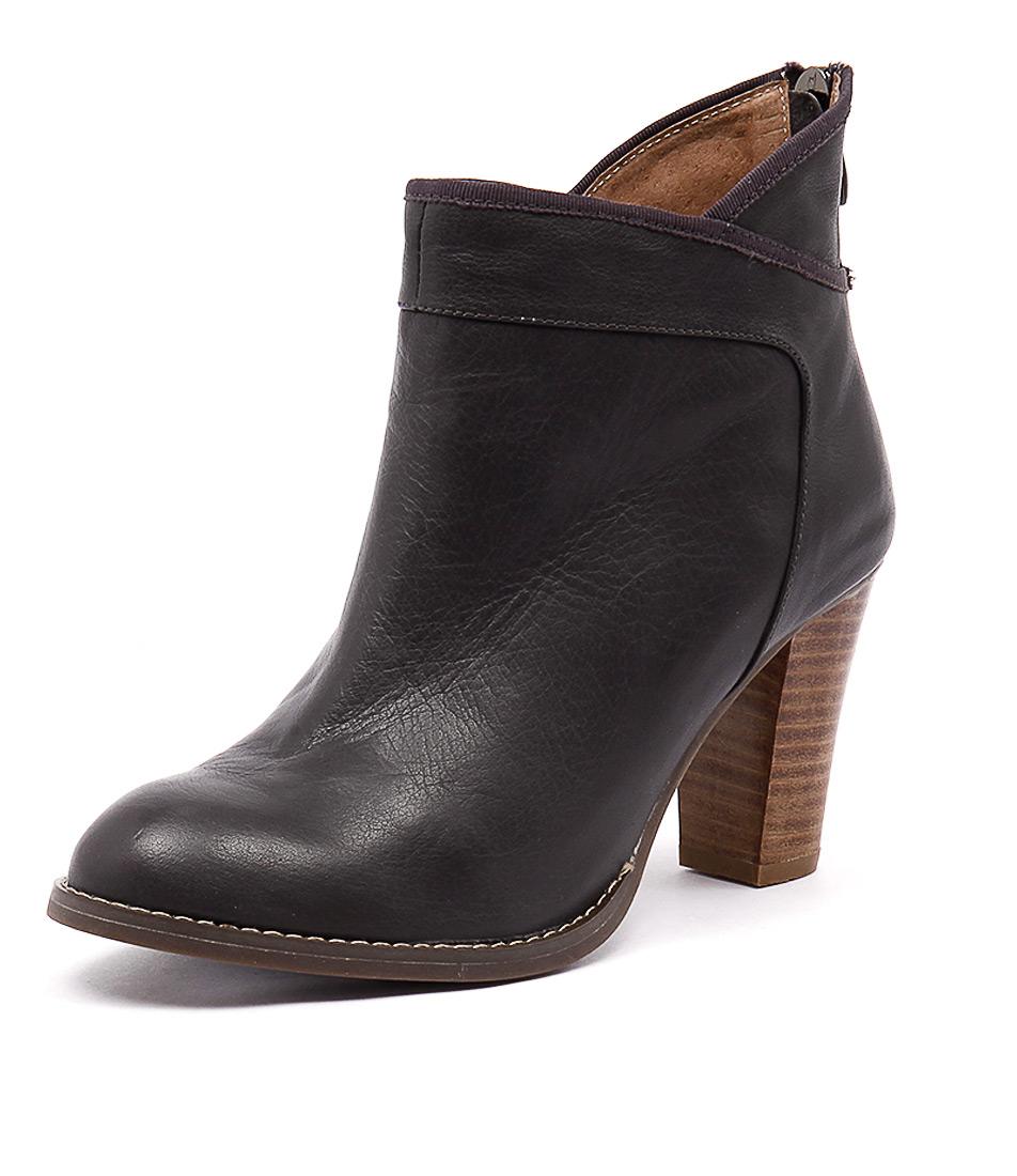 Grey Shoe Boots New Look