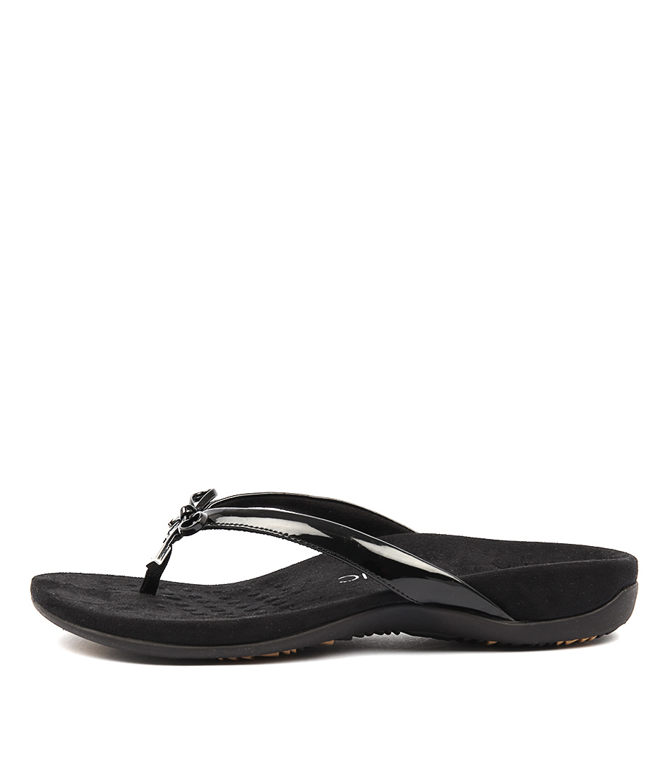 Vionic Rest Bella Ii Black Sandals