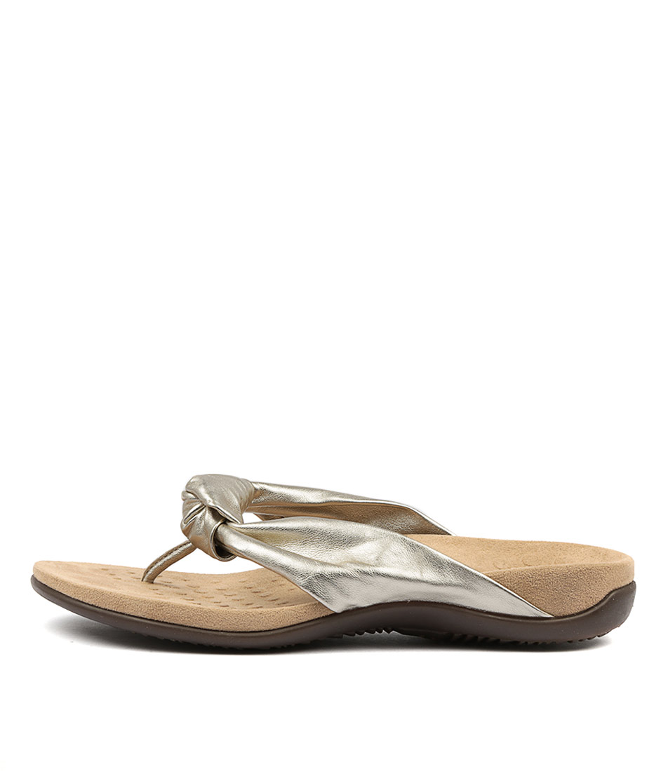 Vionic Rest Pippa Champagne Sandals