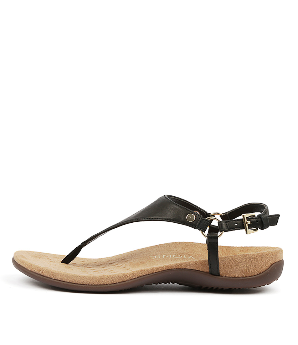 Buy Vionic Rest Kirra Black Sandals online with free shipping