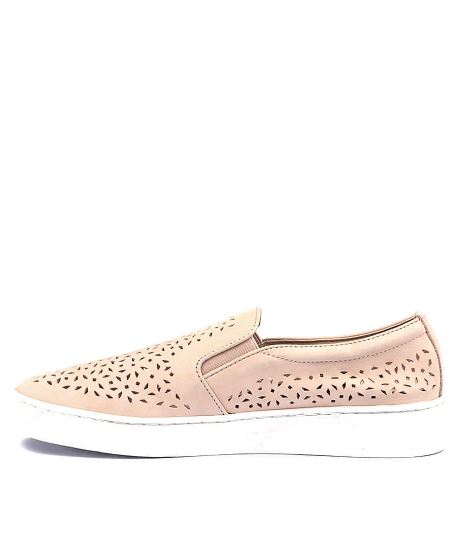 Buy Vionic Splendid Midi Perf Dusty Pink Sneakers online with free shipping