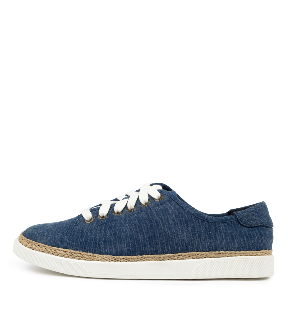 Buy Vionic Sunny Hattie Navy Sneakers online with free shipping