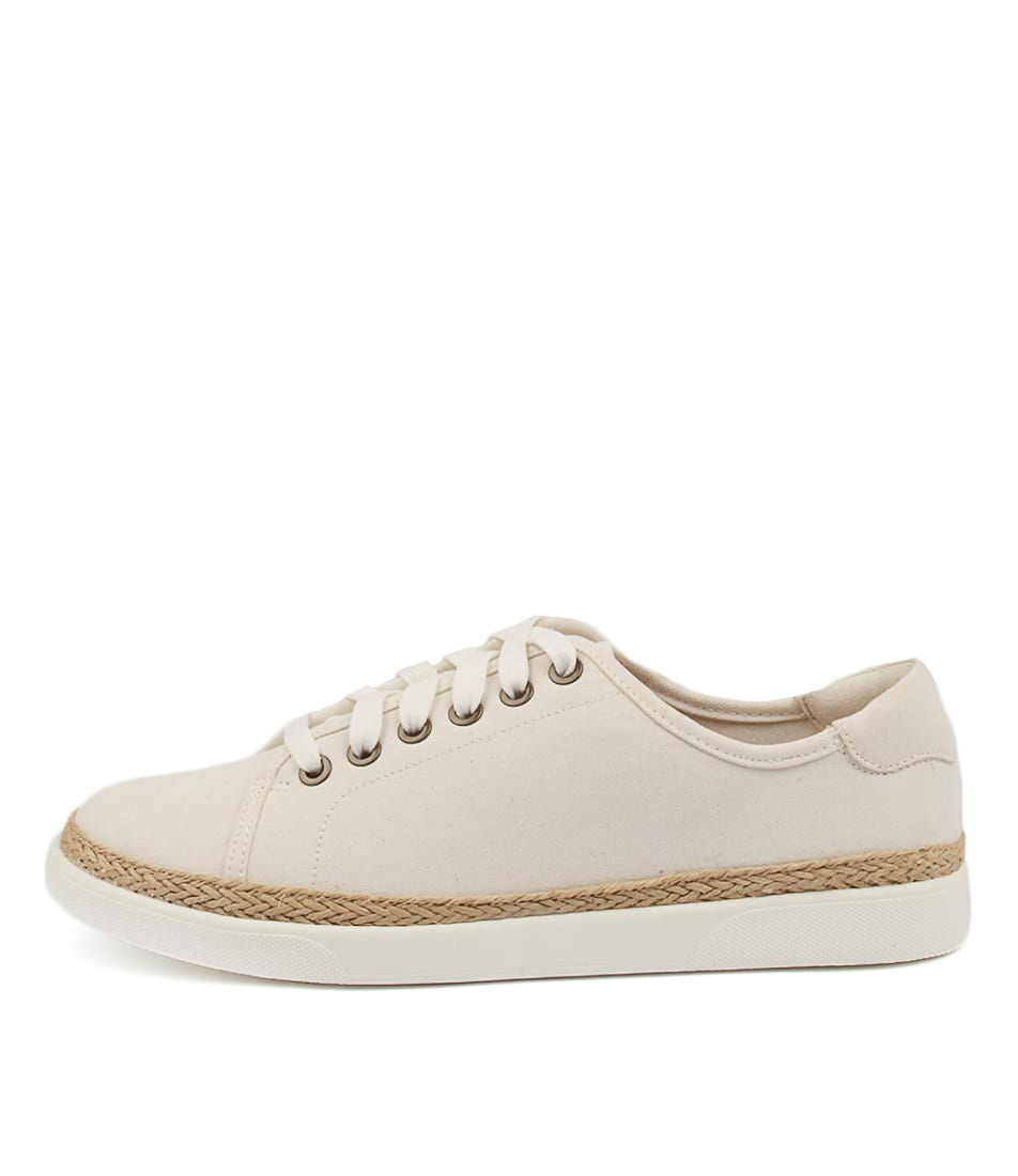 Buy Vionic Sunny Hattie Ivory Sneakers online with free shipping