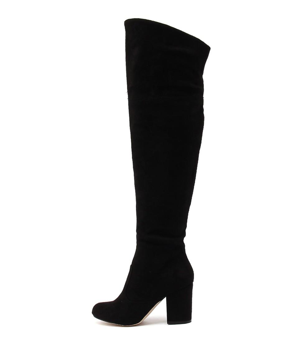 Verali Edison Black Boots