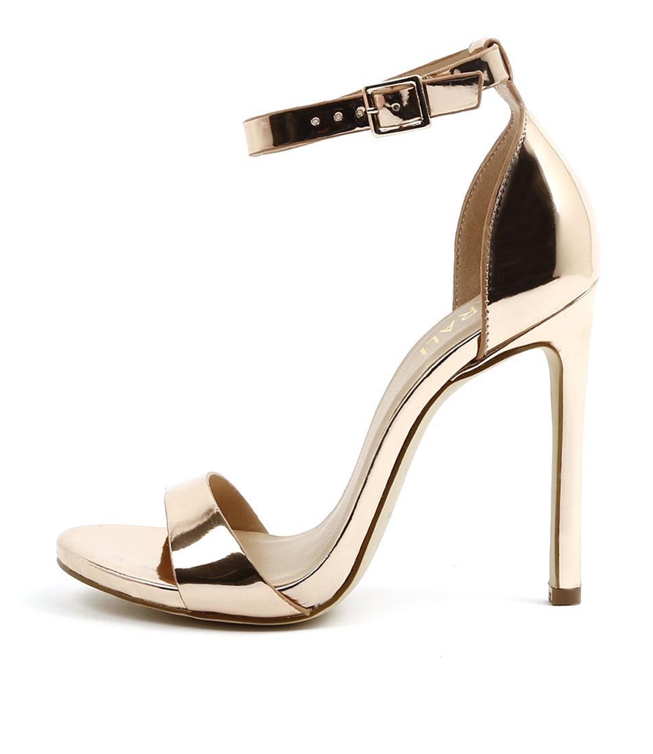 Verali Tahki Rose Gold Sandals