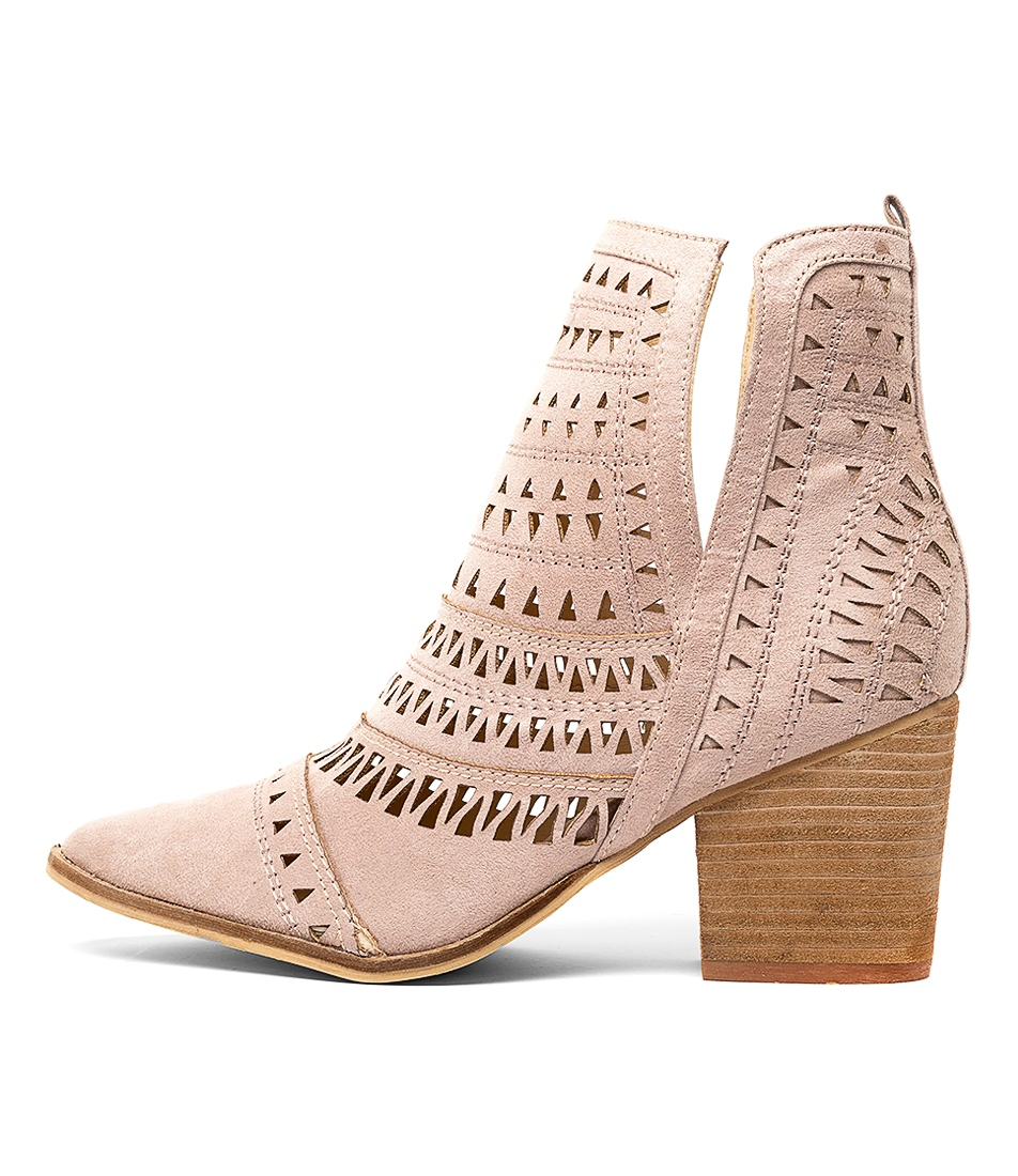 Buy Verali Karina Ve Blush Ankle Boots online with free shipping