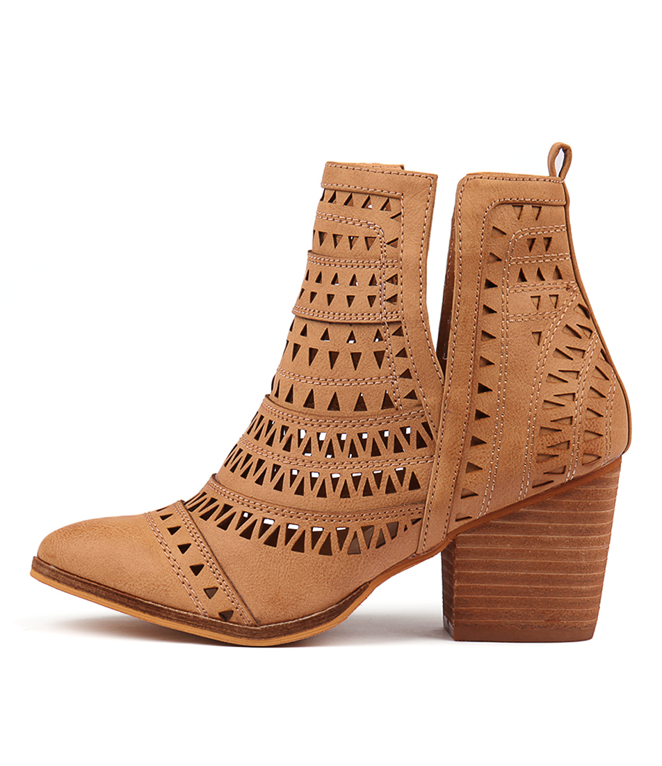 Photo of Verali Karina Ve Tan Ankle Boots womens shoes
