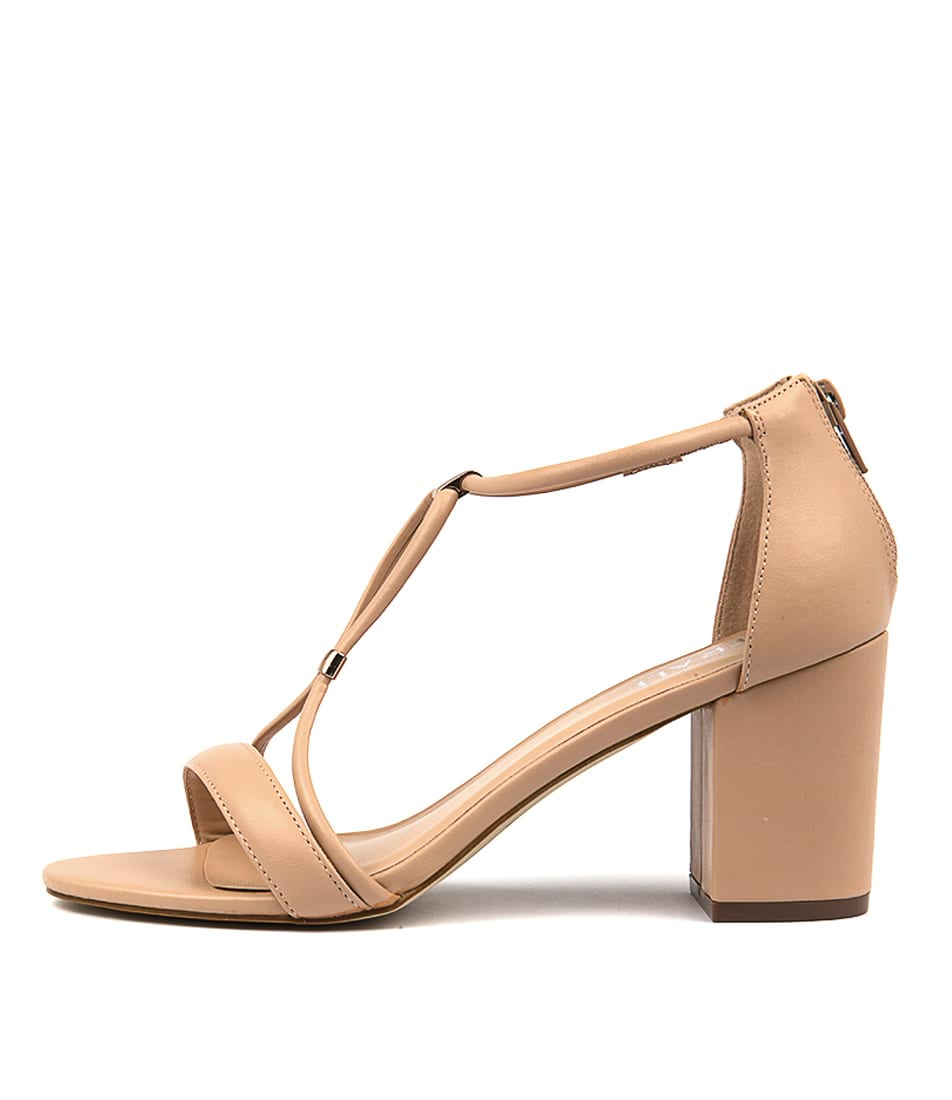 Photo of Verali Days Nude Heeled Sandals womens shoes