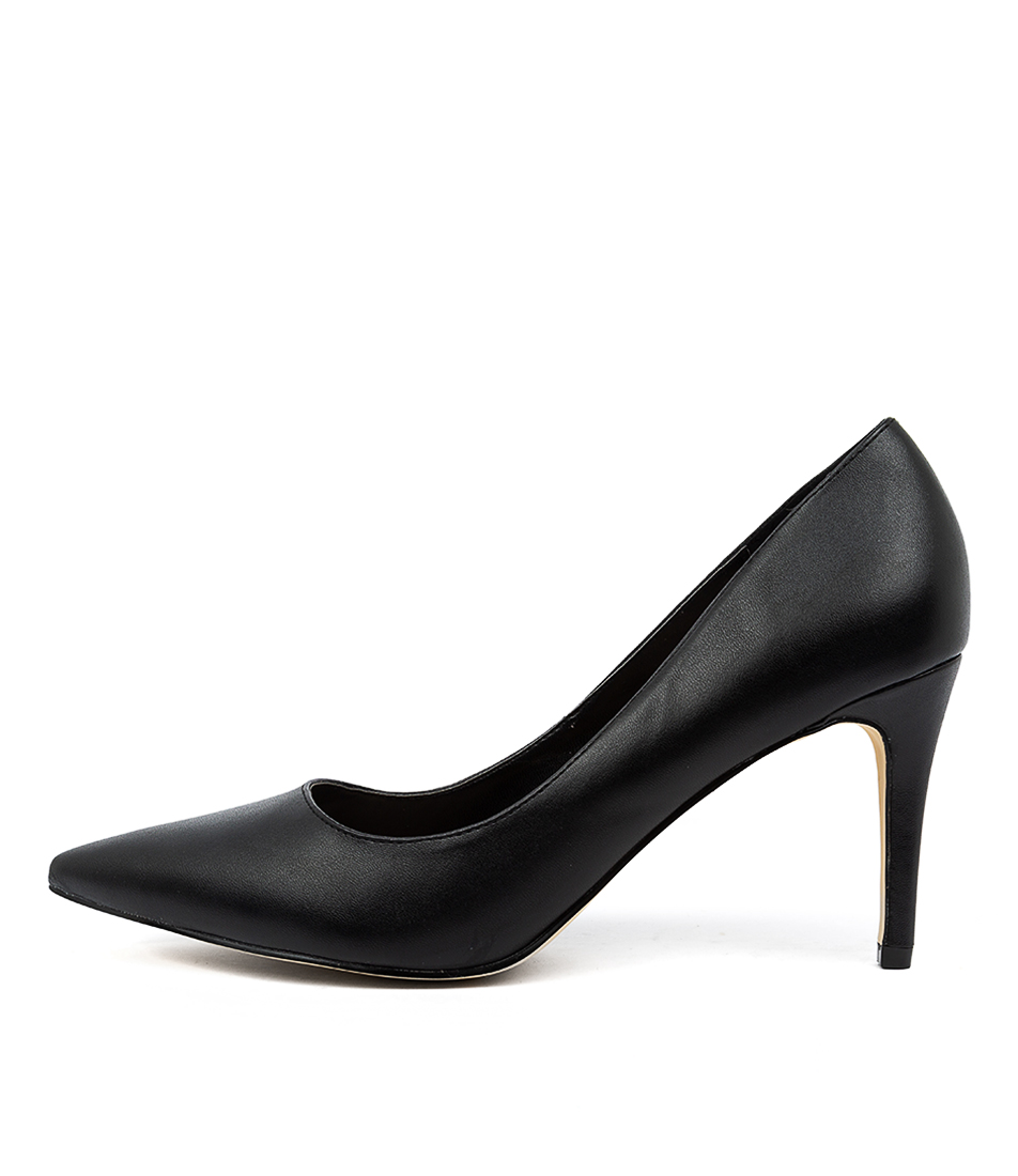 Buy Verali Wiseguy Black High Heels online with free shipping