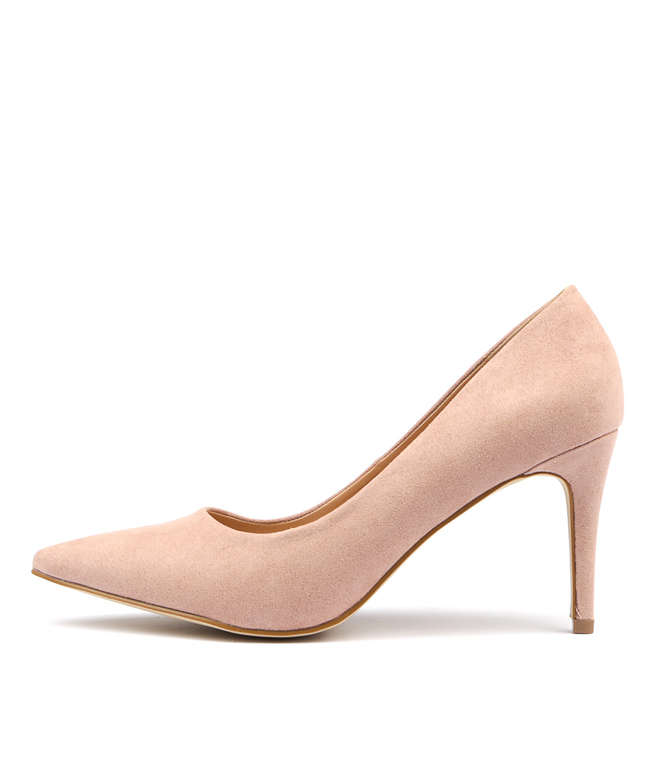 Buy Verali Wiseguy Rose Quartz High Heels online with free shipping