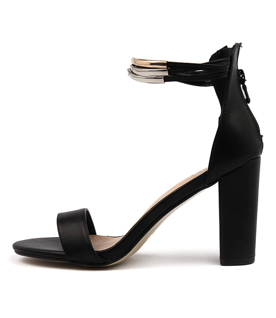 Photo of Verali Caesar Black Sandals womens shoes